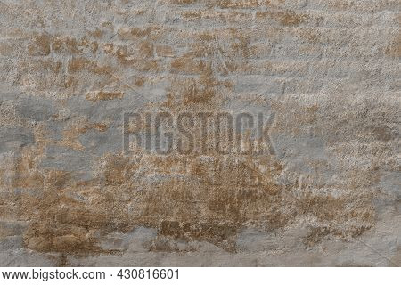 Background Of Old Masonry Wall Texture. Wall Background.