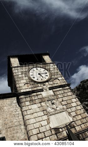 Ancient Clock Tower