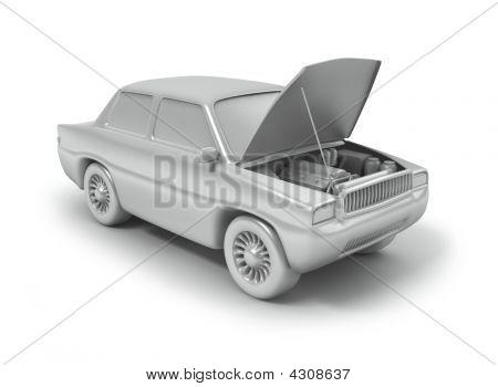 Repair Sedan