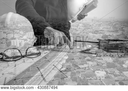 Urban Planning Design, Architect Or Engineer In Urban Planning Design