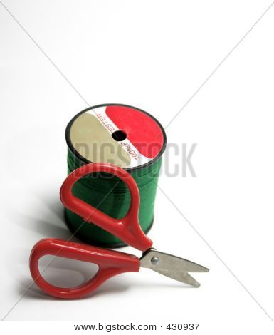 Scissors Thread