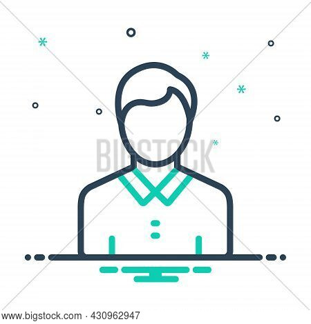 Mix Icon For Adolescent Teenager Youngster Young-person Youth Juvenile Minor Teeny-bopper