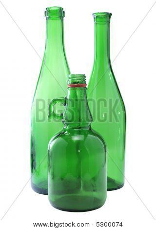 Three Bottles