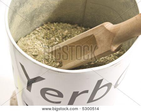 Dry Yerba Mate