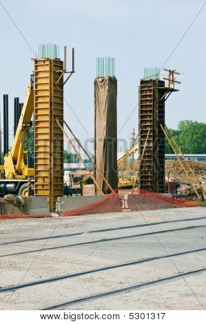 Bridge Support Columns