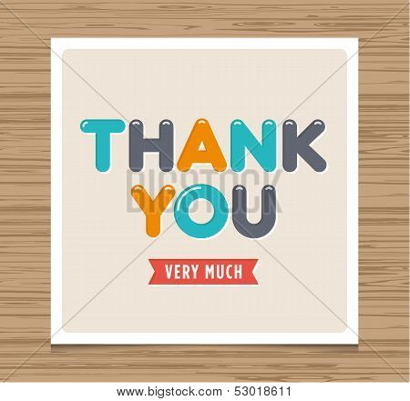 Thank-you-card.