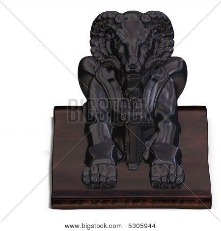 Ramses Statue