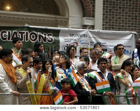 India's 60th Independence Day