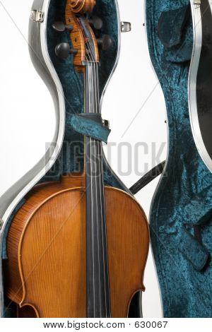 Cello In A Case