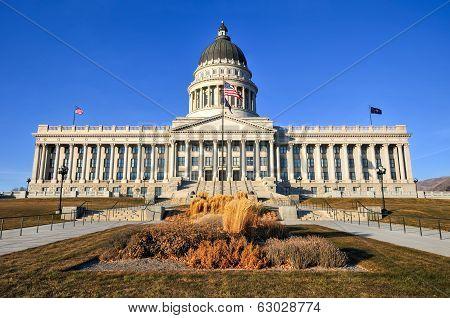 State Capitol Building, Utah
