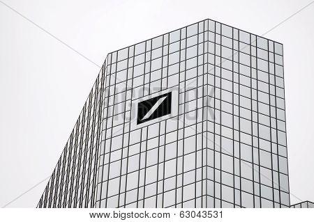 The Deutsche Bank Ag Building