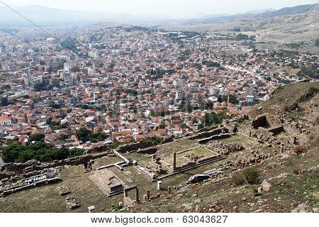 Ruins And Bergama