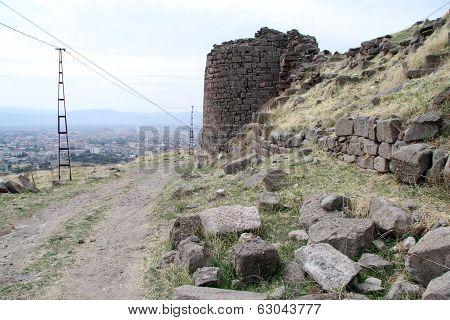 Ruins And Road
