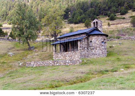 Old Roadside Shrine