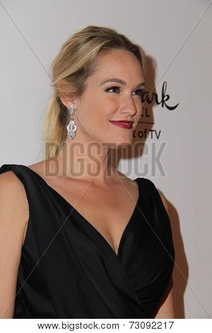 LOS ANGELES - SEP 27:  Ashlan Gorse at the Hero Dog Awards at Beverly Hilton Hotel on September 27, 2014 in Beverly Hills, CA
