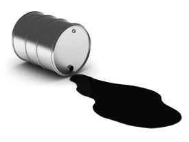 Spilled Oil