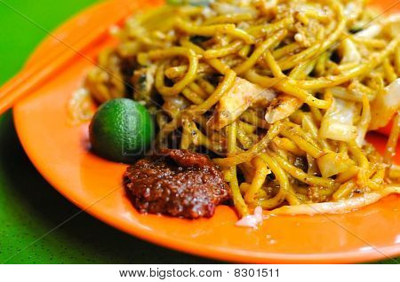 Malay Style Fried Noodles