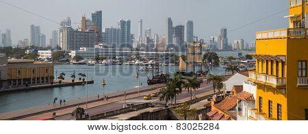 Morning In Cartagena
