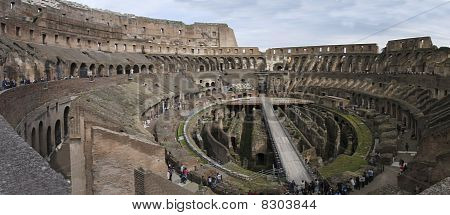 Rome: The Ruins Of The Ancient Roman Forum