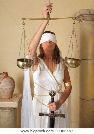 Scales Zodiac Girl