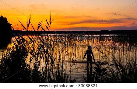 Spirit of lake