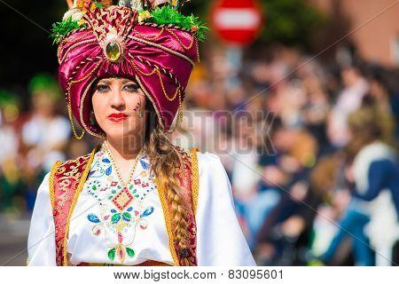 Carnival Of Badajoz