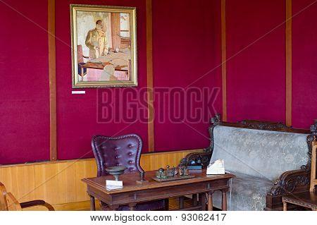 Stalin Cabinet Interior, Georgia