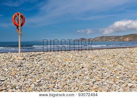 Newgale Beach Wales