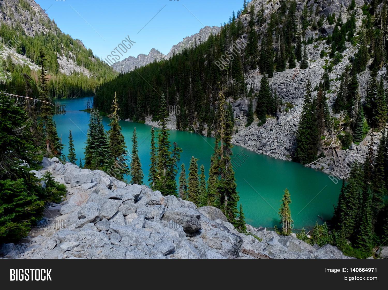 Nada Lake Enchantment Image & Photo (Free Trial) | Bigstock