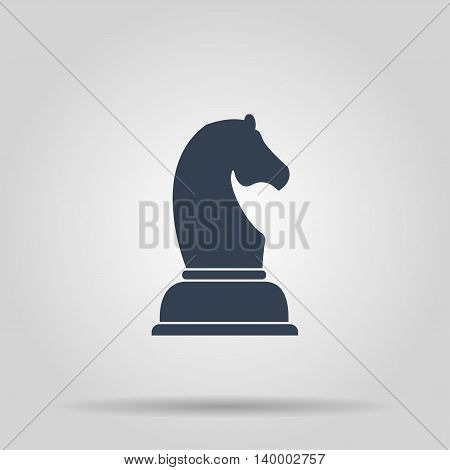 Chess Icon. Vector concept illustration for design.
