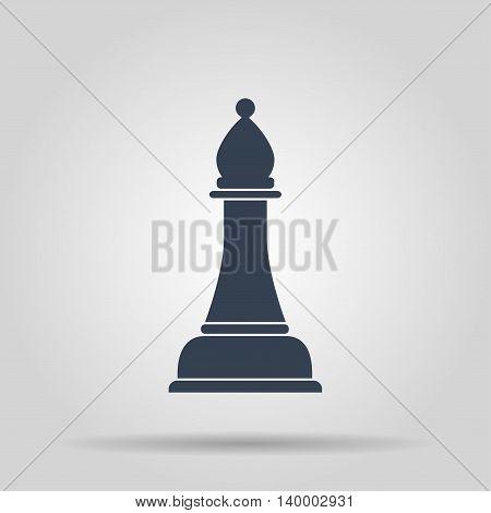 Chess Icon. Vector concept illustration for design.