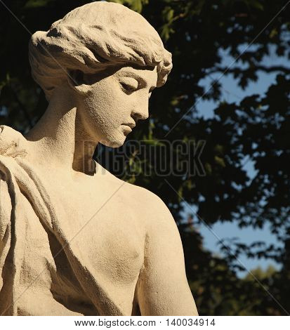 The goddess of love in Greek mythology Aphrodite (Venus in Roman mythology)