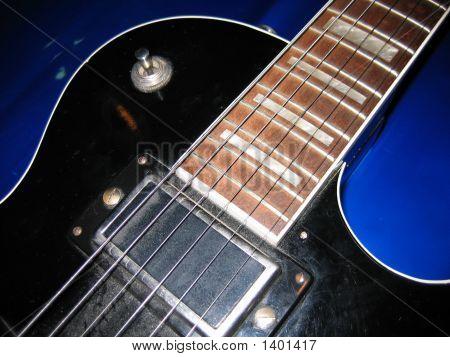 Electric Guitar In Detail