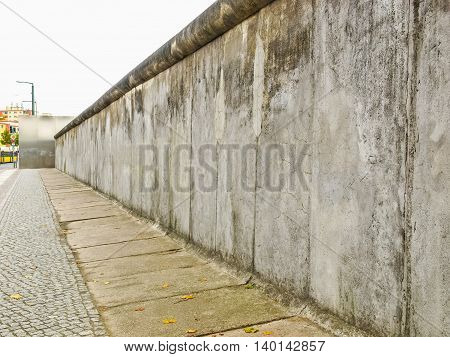 Berlin Wall Hdr