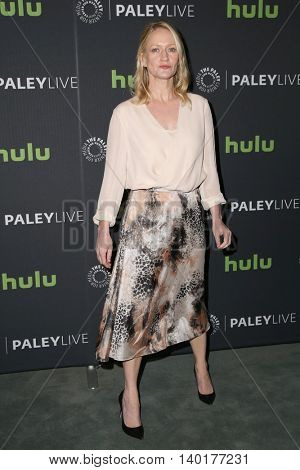 LOS ANGELES - JUL 26:  Paula Malcomson at the An Evening with