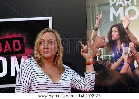 LOS ANGELES - JUL 26:  Nicole Sullivan at the