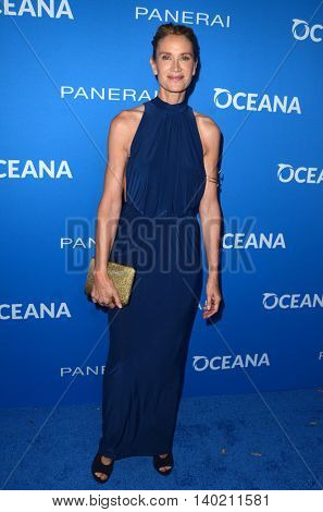 LOS ANGELES - JUL 19:  Kelly Lynch at the Oceana Presents Sting Under The Stars at the Private Home on July 19, 2016 in Los Angeles, CA