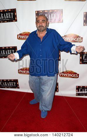 LOS ANGELES - JUL 20:  Ken Davitian at the