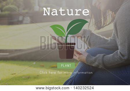Nature Ecology Environmental Conservation Natural Concept