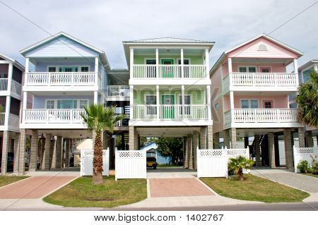 Colorful Coastal Rentals