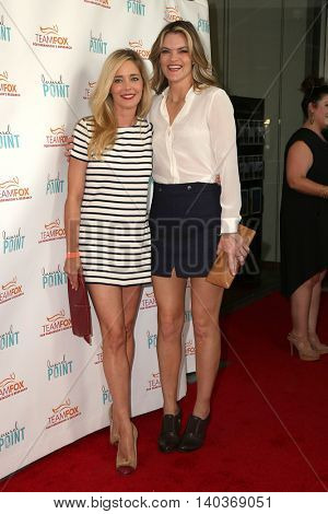 LOS ANGELES - JUL 27:  Christina Moore, Missi Pyle at the