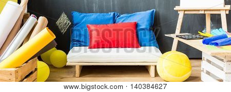 Little Kid Sofa