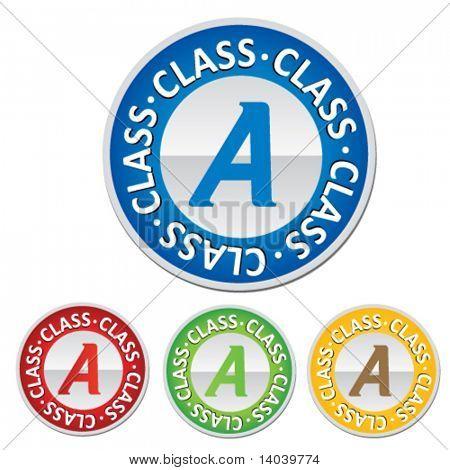 clas A sign