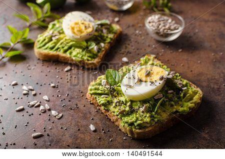 Wholegrain Sandwich Healthy
