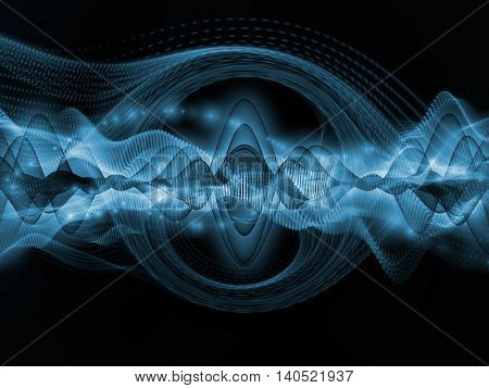 Visualization Of Sound Wave