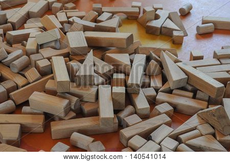 Wooden Toy For Children