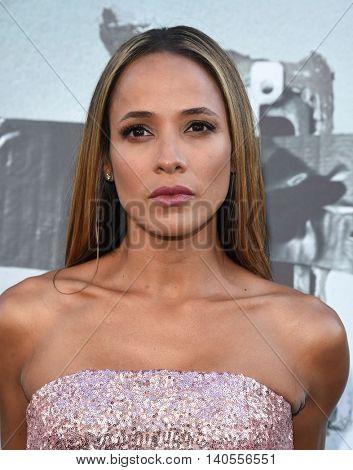 LOS ANGELES - JUL 19:  Dania Ramirez arrives to the