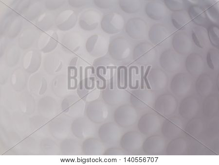 New golf ball close-up as a background.