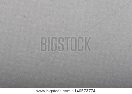 Grey cardboard background paper texture macro gray