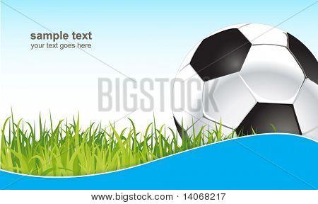 football poster
